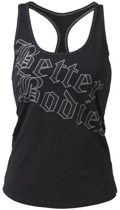 Better Bodies Printed T-Back