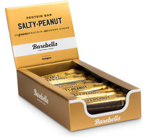 Tyngre Barebells Proteinbar Salty Peanut 12x55g