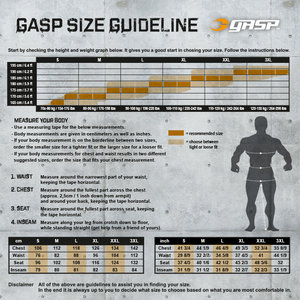 Gasp Legacy Mesh Tank