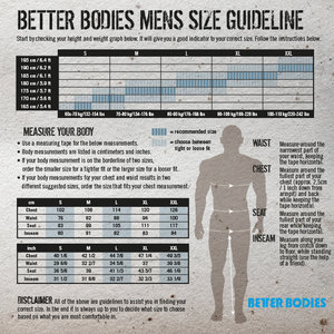 Better Bodies Brooklyn Gym  Shorts
