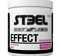 Steel Effect Pre-Workout 250g