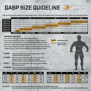 Gasp Legacy Gym Pant