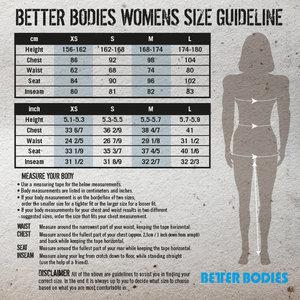 Better Bodies High Line Short Top