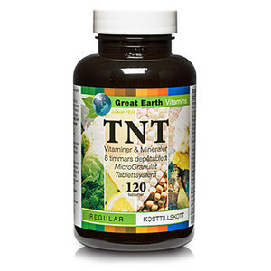 Great Earth T.N.T Regular Strength 120 Tab