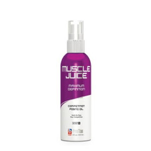 Muscle Juice™ - Professional Posing Oil