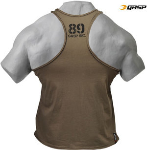 Gasp Division Jersey Tank