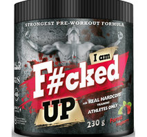Swedish Supplement F#cked Up! Halo Edition 230g