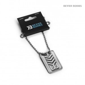 Better Bodies Tag Metal