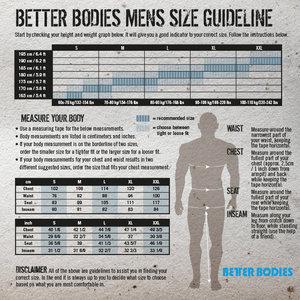 Better Bodies Raw S/L Hood