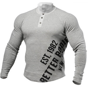 Better Bodies L/S Henley