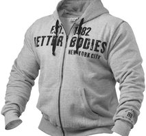 Better Bodies Graphic Hoodie