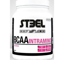 Steel Intramino Bcaa 400g