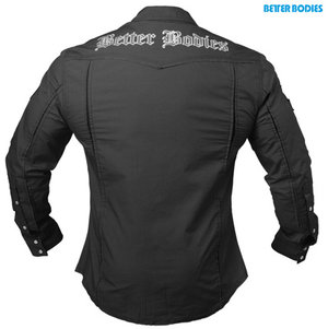 Better Bodies Men's Flex Shirt