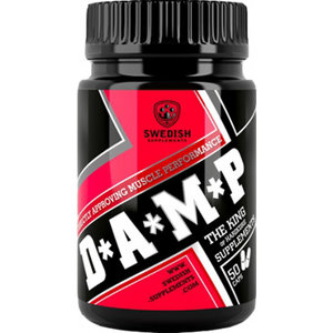 Swedish Supplement D*A*M*P V2 50cap
