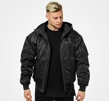 Better Bodies Limited bomber jacket